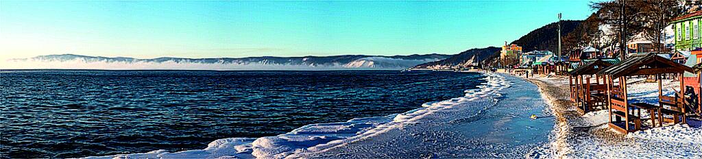 Novii god Baikal