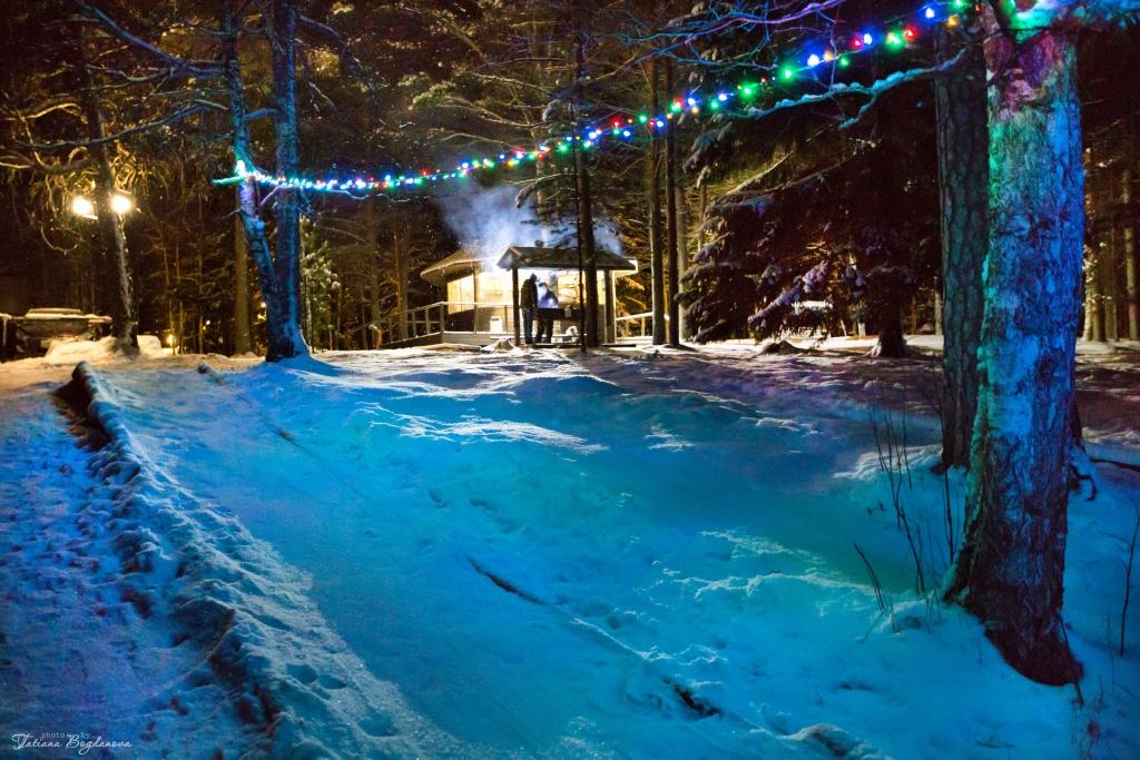 карелия урозеро новый год