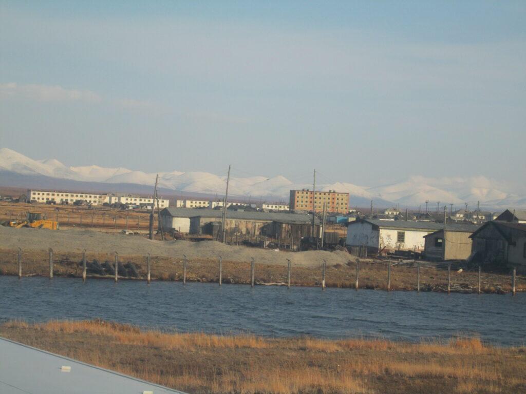 Певек - самый северный порт России. Остров Врангеля. Как живут люди на Чукотке.
